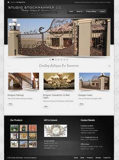Wordpress CMS Website Design
