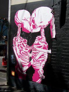 Yvette Vexta - street - artist