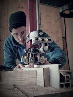 Wood cutting process - Daniele Trevisiol