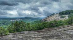 Stone mountain  Hiking  NC