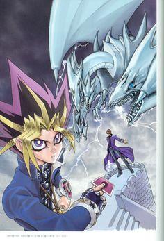 Yu-Gi-OH! HQ Manga Poster