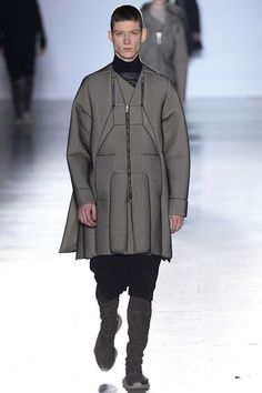 Rick Owens Fall 2015 Menswear - Collection - Gallery - Style.com Blastoff in 10, 9, 8, 7....#pow #tothemoon