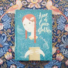 Anne of Green Gables | £9.99 | V&A Shop #anneofgreengables #puffinclassics #childrensbooks #VAMshop