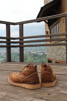 product shoes boot leather |brand mofu casual