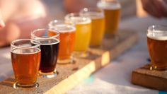 For drinkers who want to dive into the craft beer world, they suggest the next big step is to start tasting beers to develop your palate, vocabulary, and knowledge. Here's our beginner's guide to tasting beer.