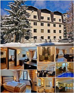 Rizzo Boutique Hotel & Spa este adapostit printre brazi in statiunea Poiana Brasov, situat pe creasta Muntilor Carpati.