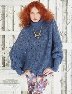 Vogue Knitting 2012-2013 (2) - 紫苏 - 紫苏的博客
