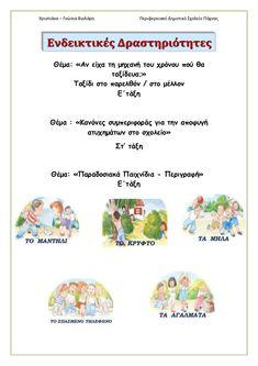 ανάπτυξη προφορικού & γραπτού λόγου ενδεικτικές δραστηριότητες Language, Education, Languages, Onderwijs, Learning, Language Arts
