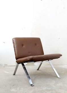 Hans Eichenberger Eurochair 1600 für Girsberger, 1 von 3 I Sessel Lounge Chair…