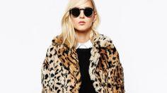 glamorous faux fur coats