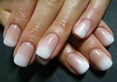 Tutorial: Easy And Wonderful Pink Ombre Nails - Click the image for the Tutorial!