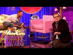 Tom Hardy Holding Dogs - Alan Carr: Chatty Man - YouTube