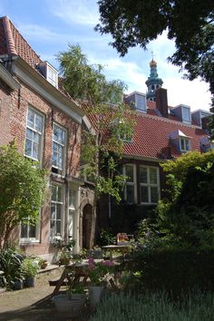 Mooi straatje in Middelburg
