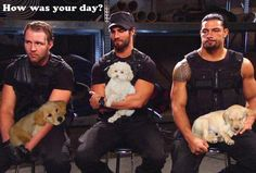 The softer side of The Shield.