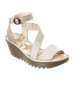 d82f17ba New FLY London Women's Yesk Wedge Pump online. Find great deals on FRYE  Sandals-shoes from top Shoes store.
