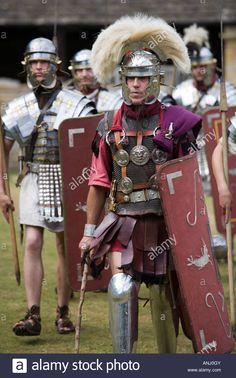 roman-reenactor-dressed-as-a-centurion-shouting-orders-at-a-roman-ANJ0GY.jpg (866×1390)