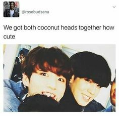 Best friends stay together and get their hair styles together #bts #got7