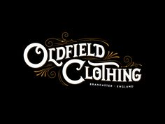 Oldfield Clothing by Jordan Gilroy