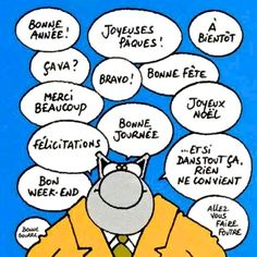 Le Chat , Geluck