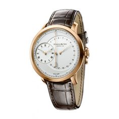 ARNOLD & SON - TBR  For more details follow this link: http://www.luxurysouq.com/luxurysouq/watches/Arnold-and-Son?product_id=1198v