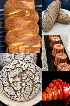 Our Boulangerie Chef Instructor Nicolas Belorgey has chosen some of the the delicacies he teaches in our 3-months long Boulangerie program. All of them are combined products of the most cutting-edge technology we provide in our campus and the freedom our students have during their final presentation. Interested in learning Boulangerie from scratch or expanding your pastry knowledge unto the ultimate art of bread making? Our next intake is on July 2! Bread Making, How To Make Bread, Cordon Bleu, 3 Months, Freedom, Presentation, Students, Knowledge, Technology