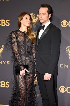 Keri Russell and Matthew Rhys Were the Emmys' Sexiest Couple Keri Russell Style, The Americans Tv Show, Matthews Rhys, The Emmys, Her Smile, Celebs, Celebrities, Celebrity Couples, Star Fashion