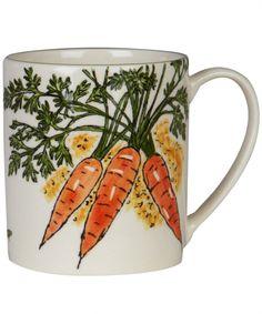 Carrot Allotment Mug