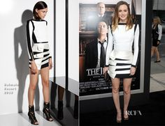 Leighton Meester attended the premiere of 'The Judge' held at AMPAS Samuel Goldwyn Theater on Wednesday (October 1) in Beverly Hills, California. The actre