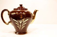 Most beautiful Teapots | beautiful and very rare teapot from the 30's. Just lovely! ~ Rare ...