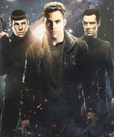 This movie was great then I started watching the TV show and that is also great and that's the story of how I sold my soul to Star Trek.