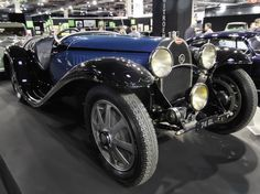 Bugatti Type 55 Roadster Mille Miglia