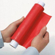 // Faciliter la préhension // ROULEAU ANTI-GLISSE: Vous pourrez le découper comme vous le voulez pour une utilisation selon vos besoins (en tapis par terre, en bandelette autour de manches d'objets...).