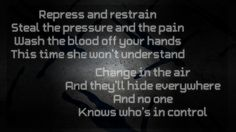 """""""Ruled by Secrecy"""", from Absolution (2003)"""