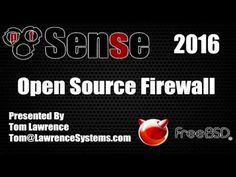 pFsense Firewall setup and Features in depth March 2016 - YouTube
