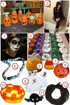 Halloween Party · DIY The Party · Cut Out + Keep Craft Blog Halloween Party, Halloween Decorations, Some Fun, 9 And 10, Decorating, Blog, Recipes, Diy, Crafts