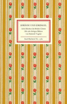 Jorinde und Joringel: Acht Märchen der Brüder Grimm (Insel Bücherei) von Jacob Grimm http://www.amazon.de/dp/3458193804/ref=cm_sw_r_pi_dp_wkxIub1AACKBH