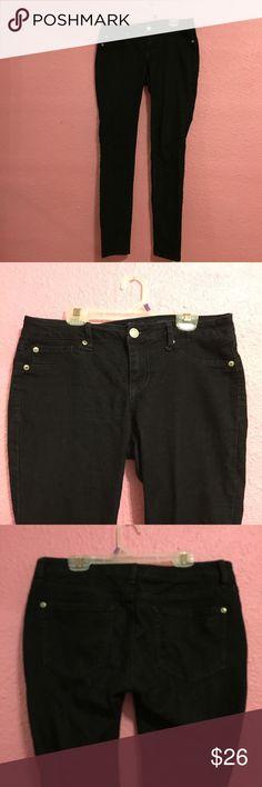 Jessica Simpson black skinny jeans Kissme jeggings Jessica Simpson black skinny jeans Jessica Simpson Jeans Skinny
