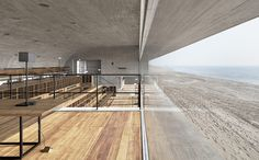 [Hebei Sheng, China] Biblioteca en la costa / Vector Architects | The Architecture of the City | Scoop.it