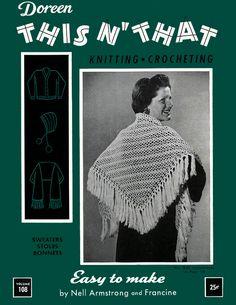 This N' That | Volume 108 | Doreen Knitting Books