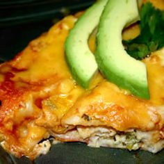 Savory Halibut Enchiladas Allrecipes.com