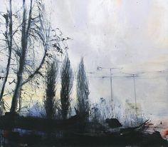 Patricia Burns - November Paintings - Taylor Galleries