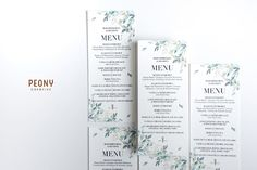 """Peony Creative on Instagram: """"Some more menus for @spiltmilk___ These were printed on textured paper. Classic design is always on trend 🤍 . #menudesign #menus…"""" Menu Design, Paper Texture, Peony, Bullet Journal, Printed, Classic, Creative, Instagram, Derby"""