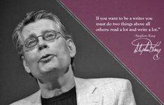 Stephen King | 30 Indispensable Writing Tips From Famous Authors