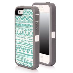 SGM Apple iPhone 5S / iPhone 5 (16GB, 32GB, 64GB, Unlocked T-Mobile, AT&T, Verizon, Sprint 4G LTE)) Multiple layer protection High Impact Hybrid Armor Case (Gray + White (Tribal), iPhone 5S / 5) SGM http://www.amazon.com/dp/B00H6MSFR0/ref=cm_sw_r_pi_dp_QnYVtb03SVMMD89G