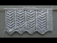 Knitting Videos, Sweater Knitting Patterns, Knitting Designs, Knit Patterns, Vintage Patterns, Viking Tattoo Design, Cross Stitch Art, Easy Crochet, Knitted Hats