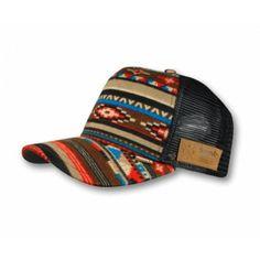 Djinns HFT Trucker Cap Aztec black - Caps - Djinns - Brands for J Country Fashion, Country Outfits, Country Girls, Country Hats, Cowgirl Hats, Cowgirl Style, Alternative Mode, Western Wear, Swagg