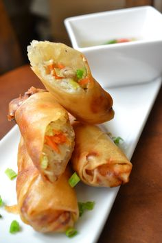 Lumpiang Gulay | Filipino Food from Morena's Catering Aruba  Be sure to check…
