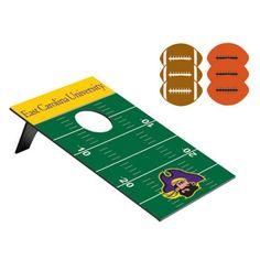 Picnic Time Collegiate Football Cornhole Bean Bag Throw - 769-00-901-874-0