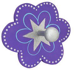 Flower Peg project from DecoArt