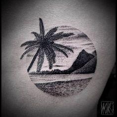 Pacific Island Tattoo